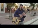Поразительное звучание 12 струнного баса