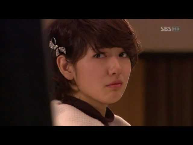 You're Beautiful MV (Without words by Park Shin Hye)