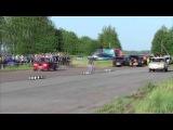 Drag Racing by VAZ 2107 VS VAZ 2101 ВАЗ Классика Валит ЖигульОК