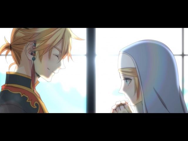 【鏡音リン・レン】ミスルトウ~転生の宿り木~【オリジナル】/【Kagamine Rin/L