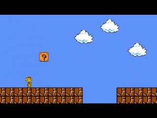 Mario games physics real