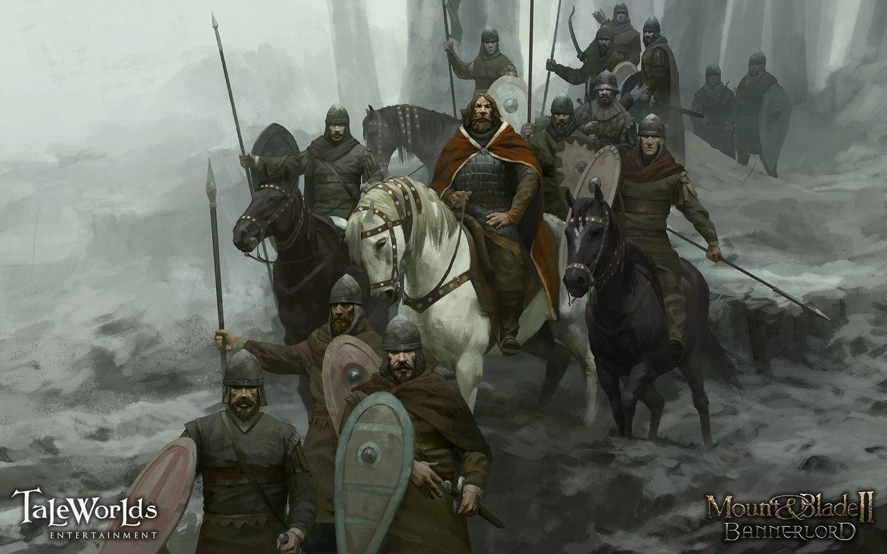 Mount & Blade 2 II: Bannerlord. Блог Разработчиков 7