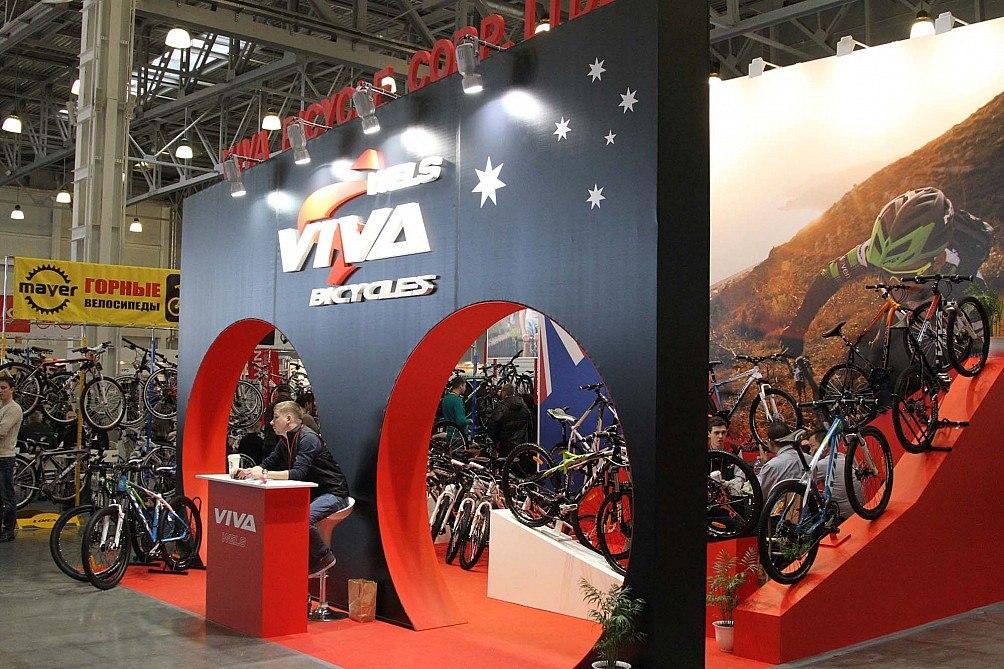 велосипеды viva