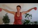 Как убрать складки на спине 5 упражнений и 3 спа процедуры!