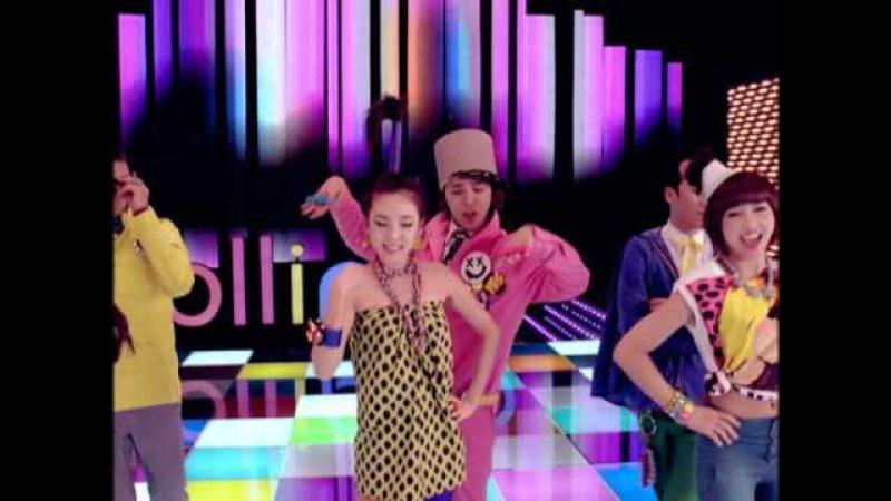 BIGBANG 2NE1 - LOLLIPOP