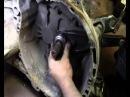 устранение скрипа при выжиме сцепления на рено