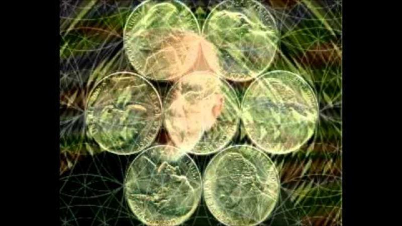 Сакральная Геометрия Семь монеток 1