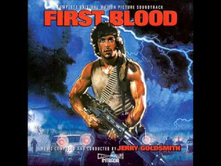 Rambo First Blood OST - 3 - First Blood (Jerry Goldsmith)