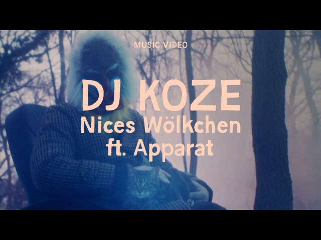 DJ Koze - Nices Wölkchen feat. Apparat (Official Music Video)
