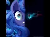 Princess LunaNightmare Moon-Monster (DotEXE Remix)