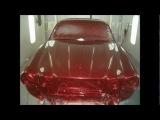 1992 Jaguar Vanden Plas. Restoration &amp Paint. We Use Only Matrix Refinish Systems.
