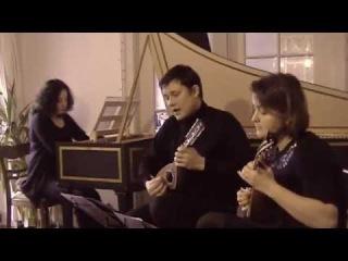 Willem de Fesch (1687 - 1761) Sonata in A-Dur Nr. 5 op. 7