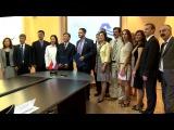 ТГУ NEWS: делегация Университета г. Шаосин (Китай) в ТГУ