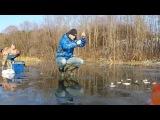 Первый лёд, открытие сезона 2014!