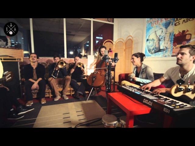 Emmène-Moi - Boulevard des Airs BDA feat. L.E.J. [acoustic session]