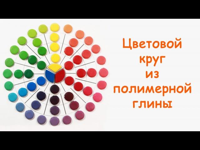 Как смешивать цвета Вся палитра из 3 цветов!