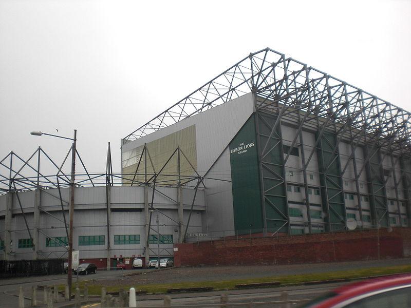 Lisbon Lions Stand