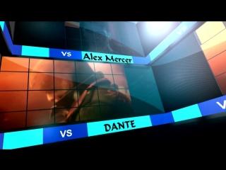 DANTE (DMC) VS ALEX MERCER (PROTOTYPE)