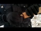 (airsoft) Тестирование дымовой шашки РДГ-2 Б