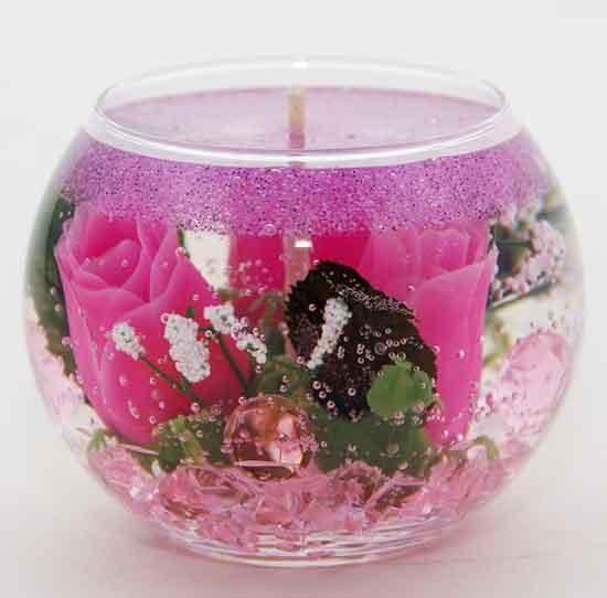 Как в домашних условиях сделать гелевые свечи