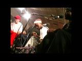 Eminem &amp D12 freestyle FULL LENGTH VERSION - backstage in London 2001 - Westwood