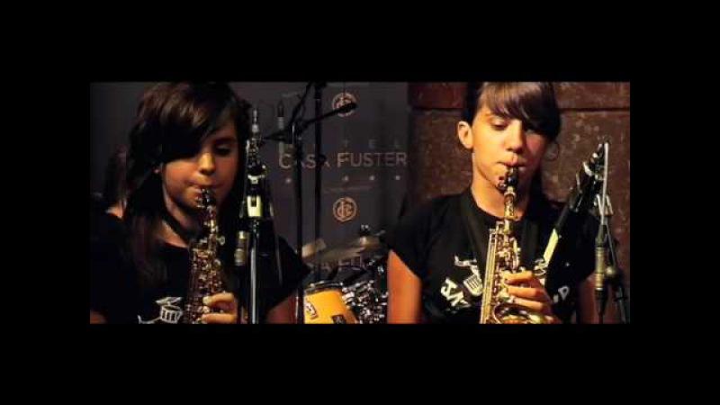 2009-PETITE FLEUR -- EVA FERNANDEZ ANDREA MOTIS --SANT ANDREU JAZZ BAND