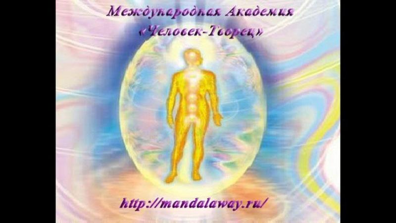 Исследование тонких тел и уровней человека -Академия Человек-Творец_mandalaway.ru