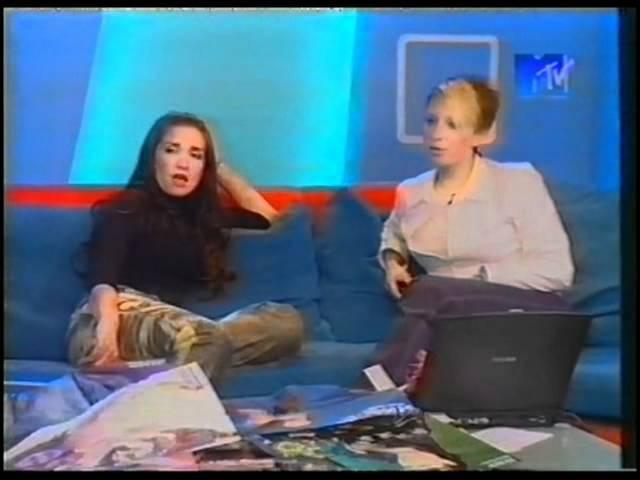 Наталия Орейро VIP Каприз на канале MTV Россия