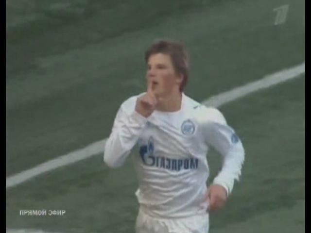 Зенит 2-1 Локомотив (М) / 09.03.2008 / Суперкубок России