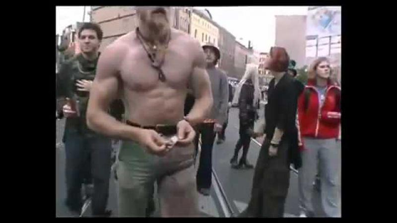 Techno Viking (Unedited Original Video)