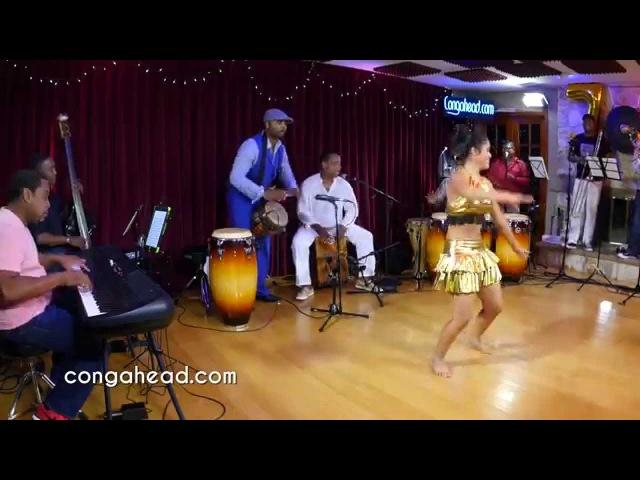 Kambalache Negro performs Tiembla La Tierra
