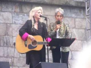 Joan Baez & Judy Collins- Newport Folk Fest '09