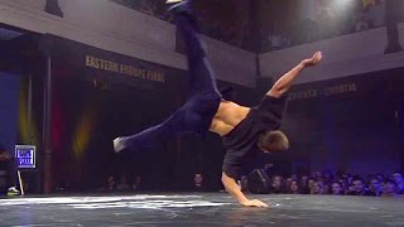 Pioneer VS Lux De Lux - Red Bull BC One Eastern Europe Final 2014