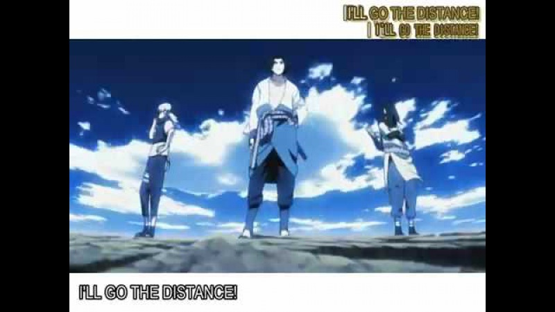 Naruto Shippuden opening 2 - You Are My Friend