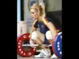 Прикидка 11. Самые красивые?/ The most beatyful womans in weightlifting?