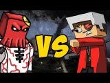Teranit vs Demaster - Битва летсплейщиков