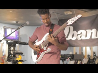 Tosin Abasi (Animals As Leaders) Thumping lessons [HD]