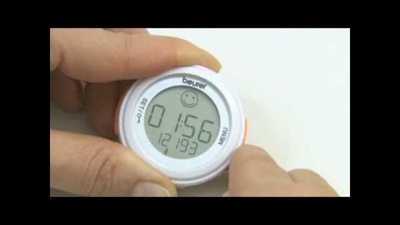 Beurer AS50 Pedometer