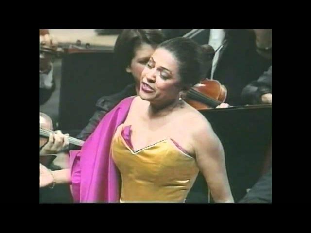 Kathleen Battle sings