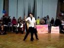 Финал ЧР 2009, Литке Евгений Малафеевская Ольга, Slow