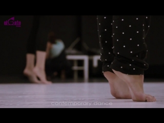 Сontemporary dance Aleksandra Tasenkova El Gato Studio 06.09.2015