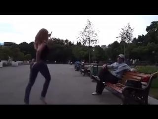 Super Prikol Qiz Oğlanı Pərt Elədi