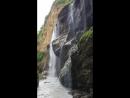 Кабардино-Балкария.Чегемские водопады.
