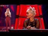Liss Jones performs Dark Horse - The Voice UK 2015- Blind Auditions 3 - BBC One
