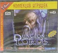 Cd-rom. dungeon lords (количество cd дисков: 4), 1С