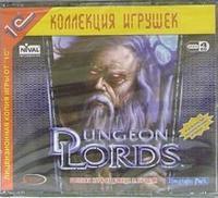 Cd-rom. dungeon lords (количество cd дисков: 4), 1С