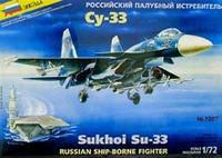 Российский палубный истребитель су-33, Звезда