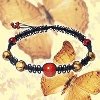 """Набор для изготовления ожерелья """"бабочка"""", Клевер"""