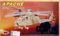 "Сборная модель ""апачи"". арт. р072, VGA (Wooden Toys)"