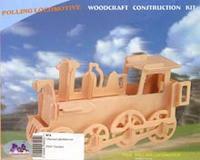 Р005 паровоз, VGA (Wooden Toys)
